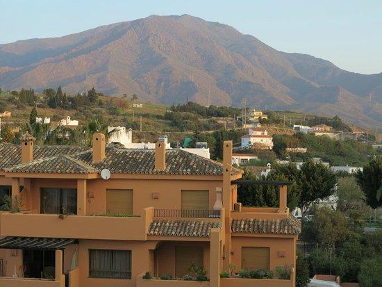 H10 Estepona Palace: Blick vom Balkon