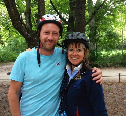 City Segway Tours Munich: our great tour guide