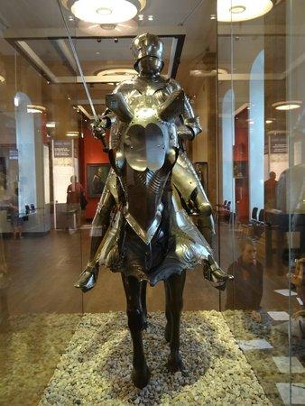 Deutsches Historisches Museum: cavaliere