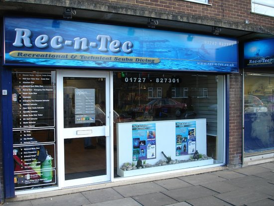Rec-n-Tec Scuba Diving