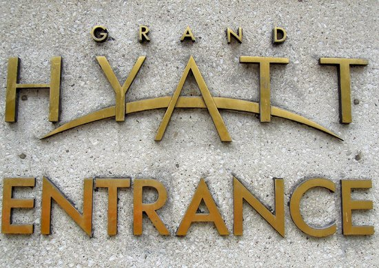 Grand Hyatt Washington: Ingresso