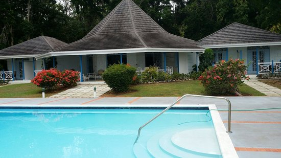 Prospect Plantation: Frangipani-villa , i looooved here! I will definitely come again.  
