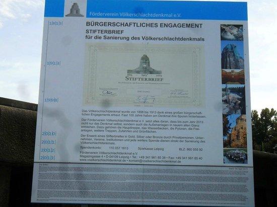 Völkerschlachtdenkmal: La storia del mausoleo
