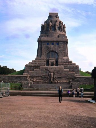 Völkerschlachtdenkmal: veduta