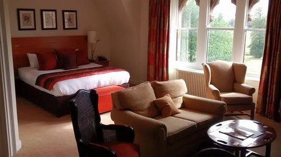 Ettington Park Hotel : beautiful executive room