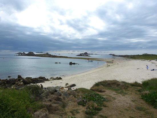 Rushy Bay, Bryher