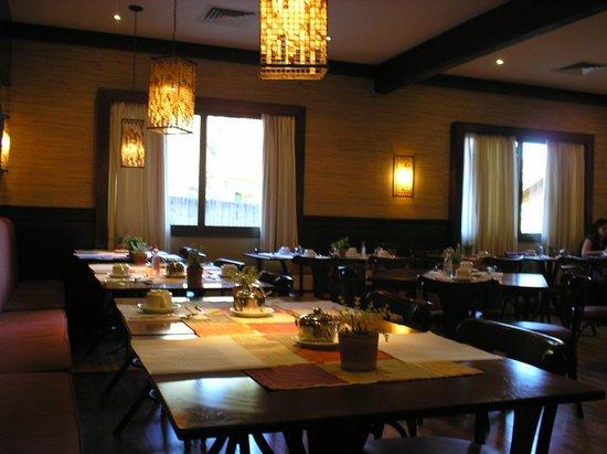 Prodigy Hotel Alpenhaus Gramado: Restaurante