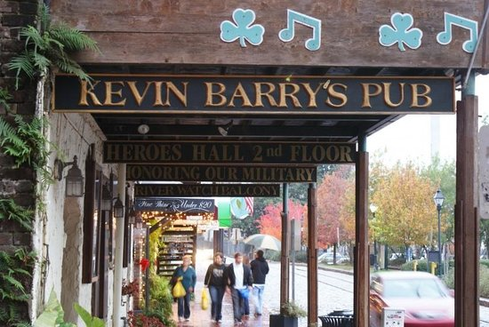 Kevin Barry's : Old world feel