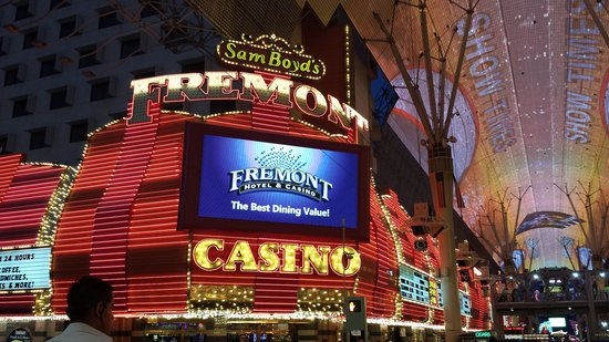 Fremont Hotel and Casino: Fun place