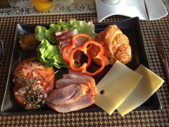 Zazen Boutique Resort & Spa: Breakfast - selection from the buffet