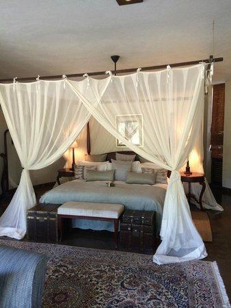 Tintswalo Safari Lodge: room view