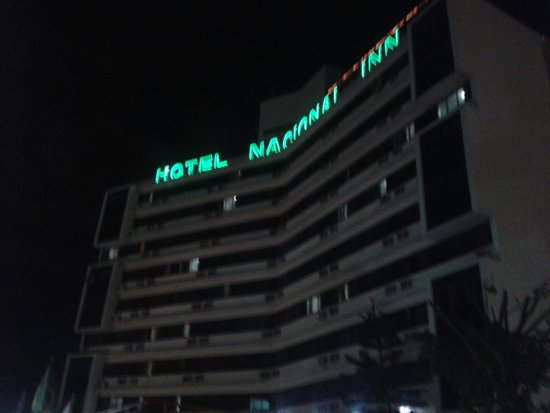 Nacional Inn Campinas Hotel : Bom !