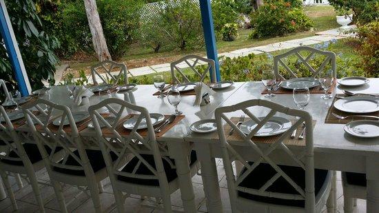 Prospect Plantation: Beautiful presentation for breakfast lunch and dinner @ frangipani-villa ! Beautiful