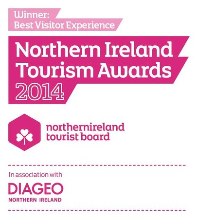 """Belleek Pottery & Visitor Centre: Northern Ireland Tourist Board winner of """"Best Visitor Experience 2014"""""""