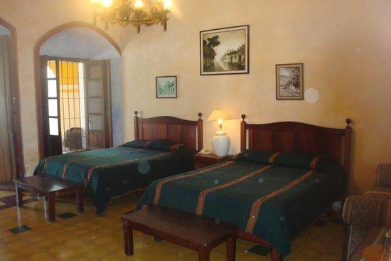 Hotel Convento Santa Catalina: all rooms have lots of natural light