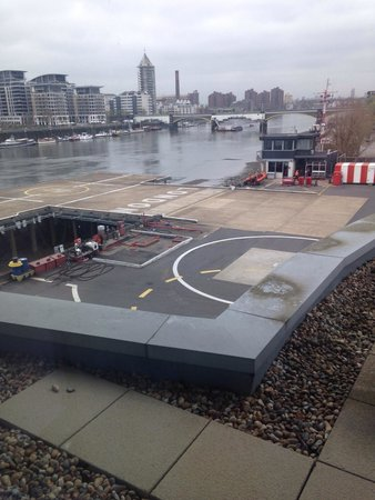 Crowne Plaza London - Battersea : Our view