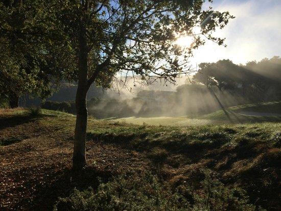 Carmel Valley Ranch: The 12th Fairway