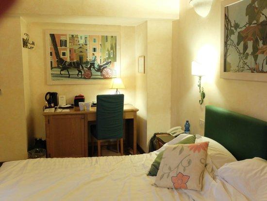 Hotel Santa Maria: Camera Uno