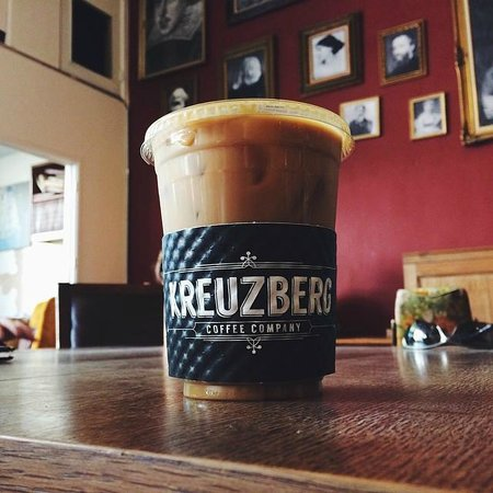 Kreuzberg Coffee Company : Cold Brew house style
