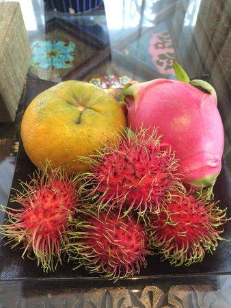 Kodchasri Thani Chiang Mai: Complimentary fruit