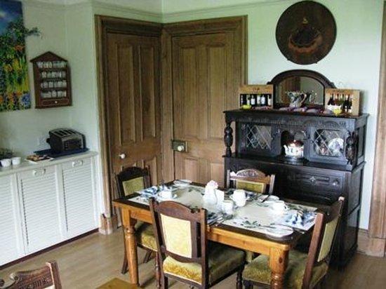 The Corran: la sala colazione