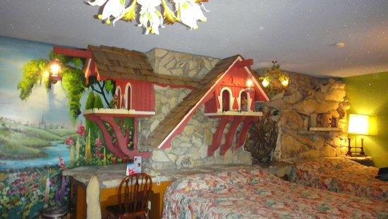 Madonna Inn: Old Mill
