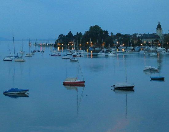 La Fleur du Lac : Silence at Dawn