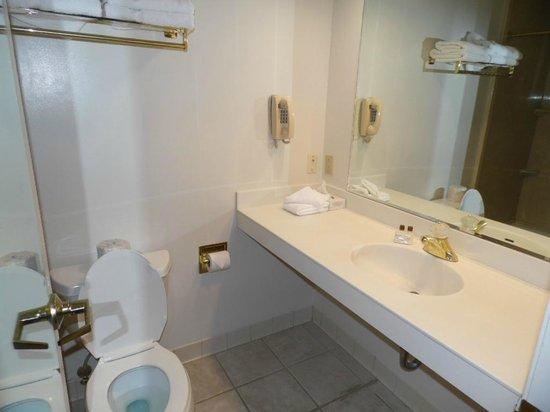 Country Club Hotel & Spa: Bathroom