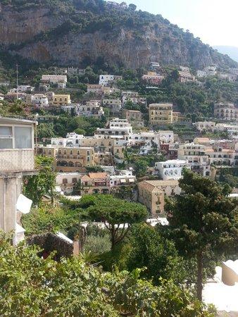 Conca Park Hotel: view of sorrento