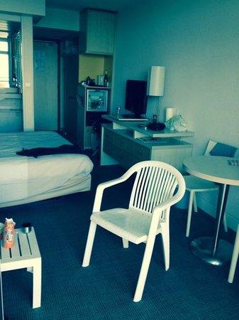 Novotel Thalassa Le Touquet : superior room