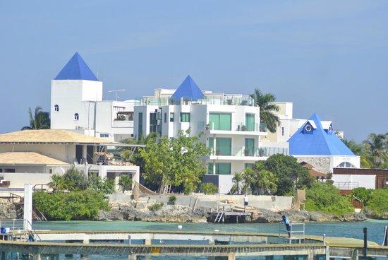 Playa Norte : Local view