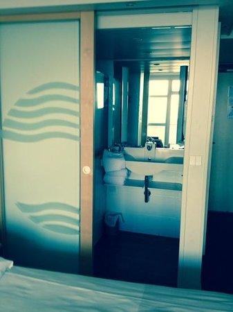 Novotel Thalassa Le Touquet : shower room