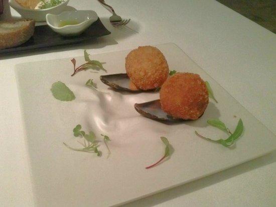 Lienzo Gastrotapas : Delicioso