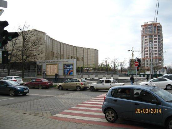 Краснодарский академический театр драмы им. М. Горького