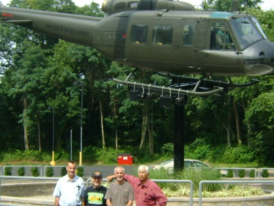 New Jersey Vietnam Veterans Memorial and Vietnam Era Museum & Educational Center