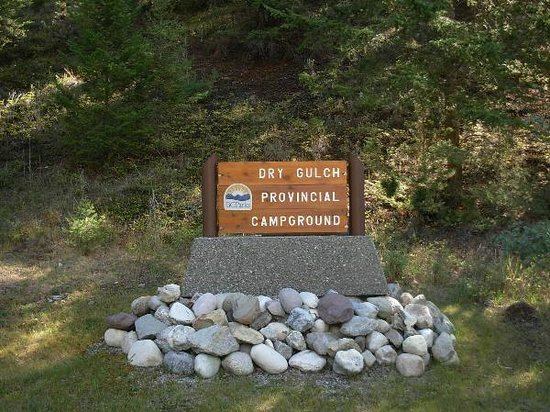 Dry Gulch Provincial Park