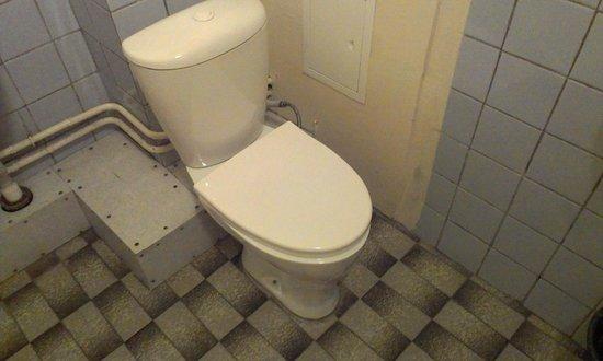 Tourist Hotel: Ванная
