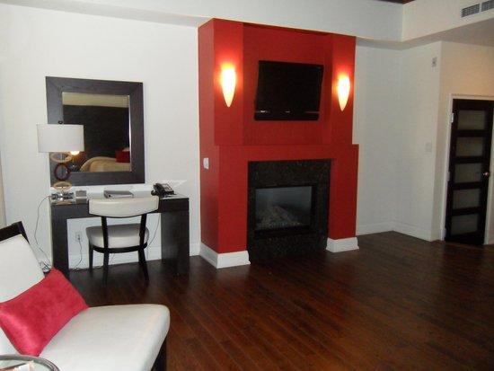 Sterling Inn & Spa: Room 221