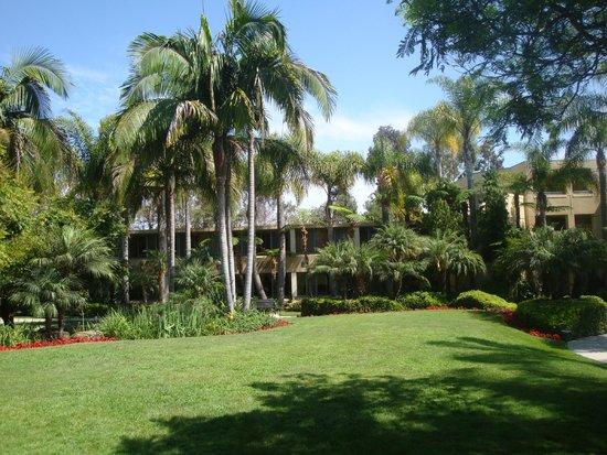 Sheraton La Jolla Hotel: Area where weddings can be held