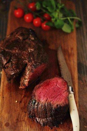 Bistro Karlo: beef tanderloin