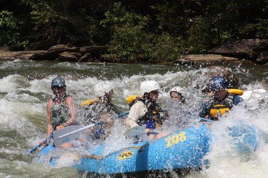 Wildwater Rafting - Ocoee : Ocoee Rafting