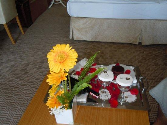 Amara Wing Resort Kemer: День рождения мужа