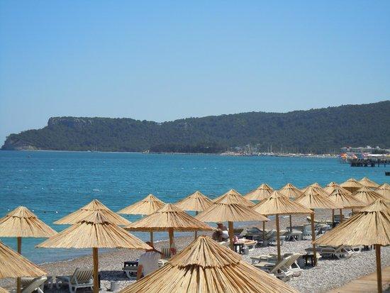 Amara Wing Resort Kemer: пляж