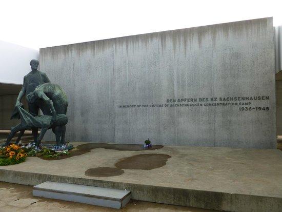 Sachsenhausen Concentration Camp: Jewish Memorial