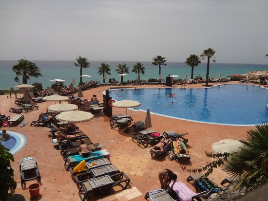 H10 Tindaya Hotel: Piscina di acqua salata
