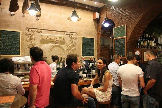 La Cocina de Tono: At the bar