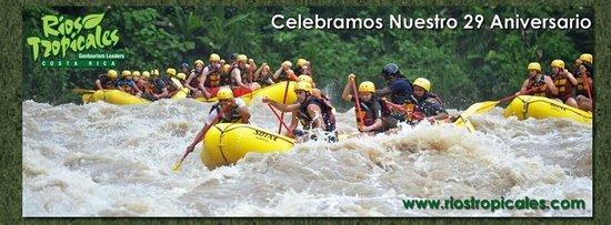 Rios Tropicales: 29th Anniversary