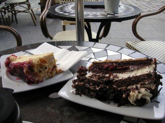 Cafe-Haus Koch Berlin: Patisserie gourmande
