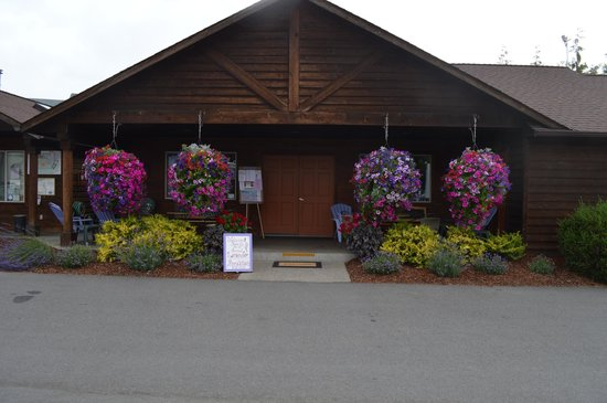 GilGal Oasis RV Park : The clubhouse