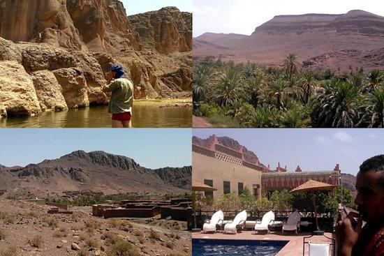 Auberge La Terrasse des Delices : 4 vues depuis l'HOTEL